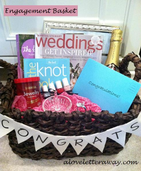 engagment basket